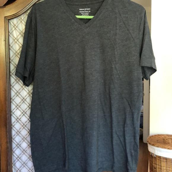 Banana Republic (premium wash T shirt)